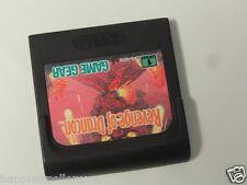Sega Game Gear Revenge of Drancon Sega Game Gear System