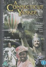 A CONNECTICUT YANKEE IN KING ARTHUR'S COURT - Emma Samms. NBC (NEW/SEALED DVD)