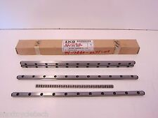 IKO Crossed Roller Way Linear Guide PN CRW3-275  E82  Ways 275mm, 146mm Stroke