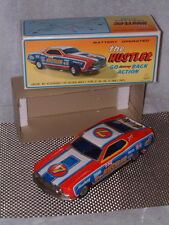 TPS THE HUSTLER MACH 1 MUSTANG W/BOX. PERFECTLY/FULLY WORKING T.P.S. VERY RARE!