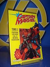 Comic recopilatorio CAPITAN MARVEL tomo 2