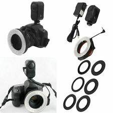 Hot C48LED Macro Ring Round Flash Camera Studio Light Adapter Ring for Camera UR