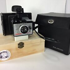 Polaroid Colorpack 80 Land Camera Instant Case Tested Works Surface Damage