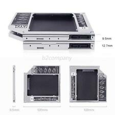 9.5mm Thick Universal SATA 2nd HDD SSD Hard Drive Caddy for 2.5