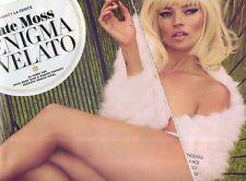 Q29 Clipping-Ritaglio 2012 Kate Moss L'enigma svelato