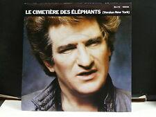 EDDY MITCHEL Le cimetière des éléphants BA 112 100234