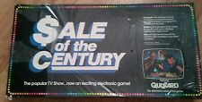 Sealed 1986 Sale of the Century Quizzard TV Show Electronic Board Game #7201 NIB