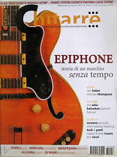 CHITARRE 258 2007 Eddie Van Halen Michael Thompson Happy Artie Traum Ken Nicol