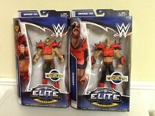 WWE ROAD WARRIORS HAWK ANIMAL ELITE FLASHBACK Lod red 30 Legion Of Doom MATTEL