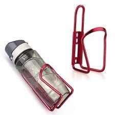 Fahrrad Trinkflaschenhalter Flasche Halter rot Trinkflaschen Halterung GY