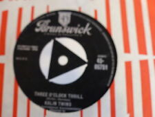 KALIN TWINS Three o clock thrill / when 45-05751