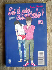 Yayoi Ogawa  Sei il mio cuccilolo! n° 9  edizioni star comics  NUOVO
