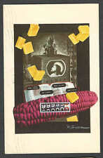 Ca 1977 PPC* EAR OF CORN W/BUTTER & SLOT MACHINE GIVES FORTUNES