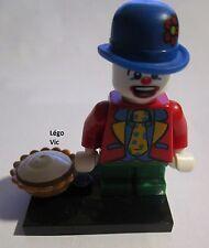 Légo 8805 Minifig Figurine Série 5 Le petit Clown & socle
