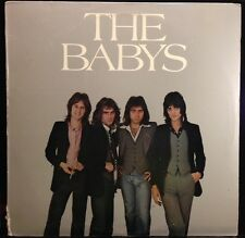 The Babys - Self Titled - Near Mint Vinyl LP - John Waite