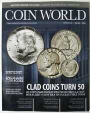 COIN WORLD Magazine May 2015 - Clad Coins Turn 50 - Silver's Departure