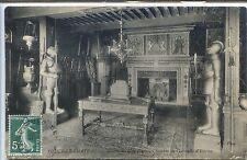 CP 02 Aisne - Coucy-le-Château - Maison Gouverneur - Chambre G. d'Estrée