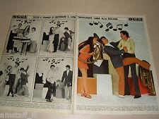 FRANCO FRANCHI CICCIO INGRASSIA clipping ritaglio articolo foto fotografia 1968