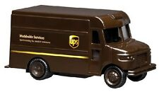 "5"" UPS PACKAGE DELIVERY TRUCK REALTOY DARON TOYS DIECAST"