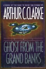 The Ghost of the Grand Banks by Arthur C. Clarke-First Edition/DJ-1990