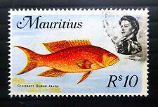 Maurizio 1975 - 10R pesce sg491 USATO CAT £ 10 prezzo di vendita bin1776