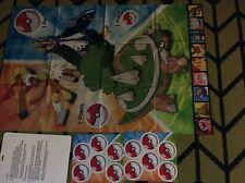 POKEMON  poster with game Pokemon party game new Sealed