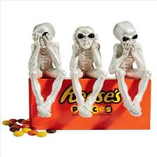 UFO Extra Terrestrial Roswell Alien Hear See Speak No Evil Other Worldly Set