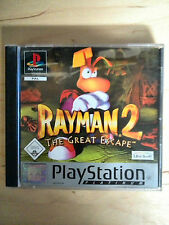 Rayman 2 the great escape    ps1