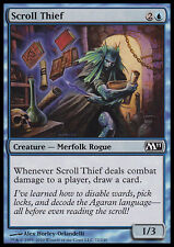 4x Ladro di Pergamene - Scroll Thief MTG MAGIC M11 Ita