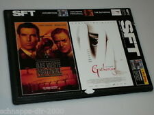 SFT DVD 2 FILME DAS VIERTE PROTOKOLL + THE GATHERING + PC SPIEL LOCOMOTION