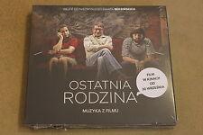 Soundtrack - Ostatnia Rodzina 2CD - Last Family - Zdzislaw Beksinski
