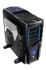 Thermaltake CHASER MK-1 ATX Build-in HDD/SSD Hot Swap Color shift LED Fan Ful...
