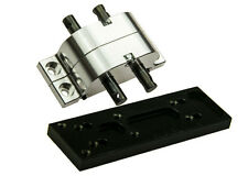 New Transfer Case & Mounting Plate for SCX10 D90 RC4WD 1:10 Crawler Car Truck