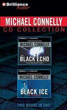 Harry Bosch: Michael Connelly CD Collection 1 : The Black Echo, the Black Ice...
