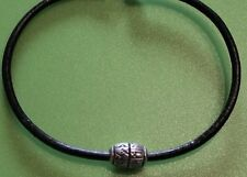 Viking Norse Pewter Rune Bead Necklace - Hand Made in UK