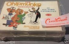 The Chipmunks Songbook 40 All-Time Favorites cassette Set Songs from Alvin Show