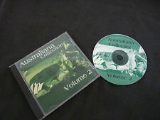 AUSTRALIANA COLLECTION ULTRA RARE CD! BOTANY BAY WALTZING MATILDA THE OVERLANDER