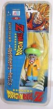 DRAGON BALL Z AB TOYS SUPER GUERRIERS # 25 ANDROID - 15 NEW IN BLISTER 1989 RARE
