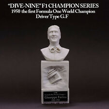 "Model Factory Hiro 1/12 ""Dive Nine"" Figure F1 Champion Series - Driver G.F Bust"