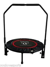 SkyJumper 40 Inch Supreme Foldable Trampoline with Handle or Support Bar