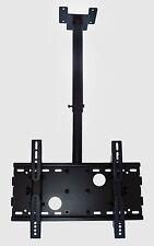 TV Deckenhalterung für 21 - 55 Zoll Fernseher Halterung 360° Drehbar ausziehbar