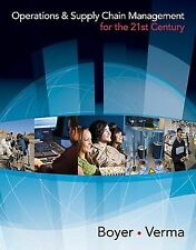 Operations and Supply Chain Management for the 21st Century (with Printed Access