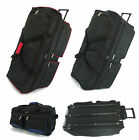 XL Extra Large Travel Luggage Wheeled Trolley Holdall Suitcase Case Duffle Bag