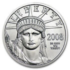1/4 oz Platinum American Eagle Coin - Random Year Coin - SKU #54