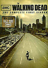 The Walking Dead - Series 1-2 - Complete (DVD, 2012, 6-Disc Set, Box Set)