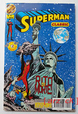SUPERMAN Classic 41 Play Press 1997 Rito di Morte