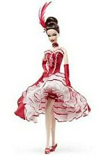 Barbie 2011 Gold Label MOULIN ROUGE T7910  nib