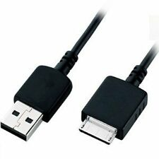 SONY USB DATA & CHARGING LEAD CABLE FOR SONY WALKMAN NWZ-E585 MP3 Player by Drag