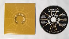 Jerry Garcia Twisted Radio Waves Bonus Disc CD Dr. Demento 1972 Grateful Dead