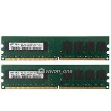 Samsung 8GB 2x4GB DDR2 PC2-6400 800MHz Desktop Memory For AMD CPU High Density